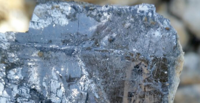 Lead mineral from Vitengeni mine
