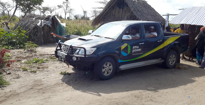 site visit to Mpeketoni area